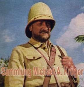 Hans Albers als Carl Peters (1941, Herbert Selpin)