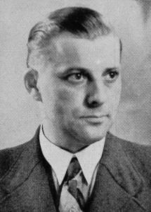 Hanns Plaumann, Geschäftsführer des BDFA 1933-1945