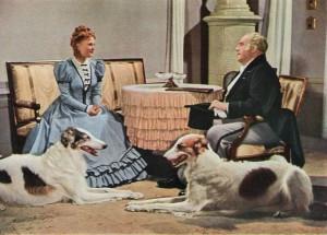 """Marika Rökk im ersten Agfacolor-Spielfilm der Ufa """"Frauen sind doch bessere Diplomaten"""" (1941)"""