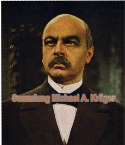 Paul Hartmann als Bismarck (1941, Wolfgang Liebeneiner)