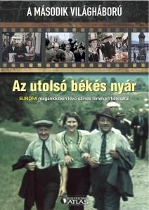 Cover Der letzte Friedenssommer Ungarn